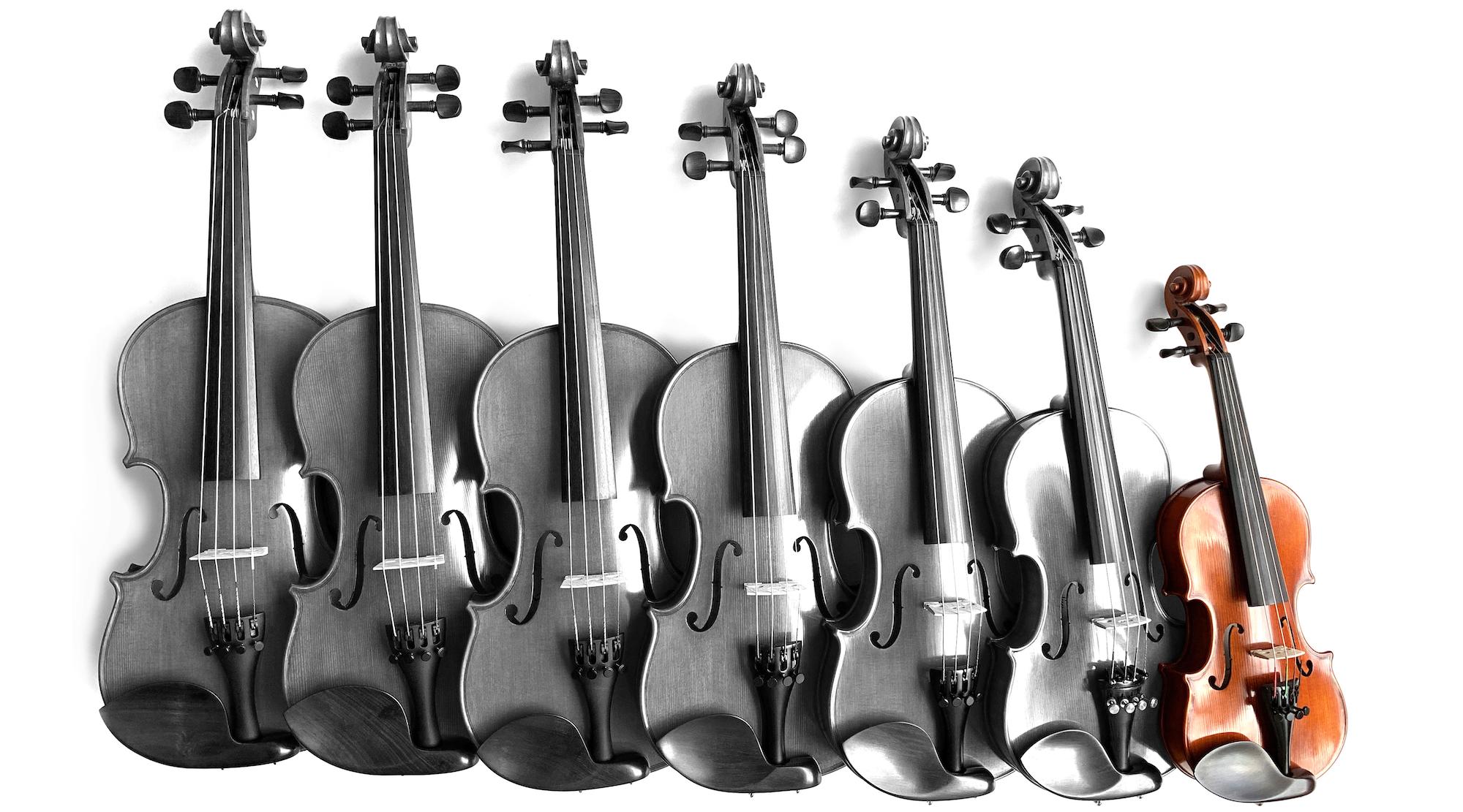 1/16 Violin
