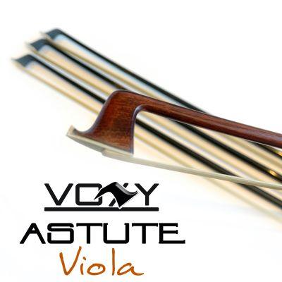 Voxy Carbon Fibre Bows: Level 4 Astute (Advanced - Professional) - Viola