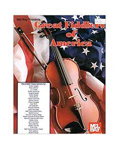Book: Great Fiddlers of America
