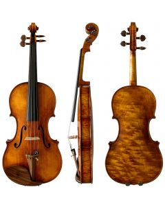 Moneff, Angela  - 4/4 Violin with Certificate (2019-1)