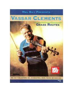Book: Vassar Clements: Grass Routes