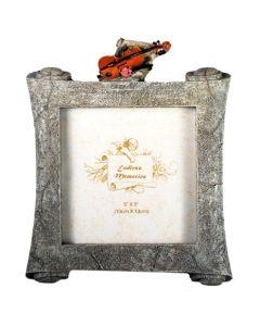 Gift: Violin Photo Frame